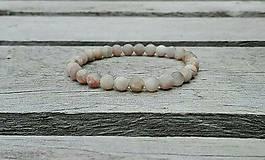 Náramky - Náramok - Slnečný kameň - 7593179_