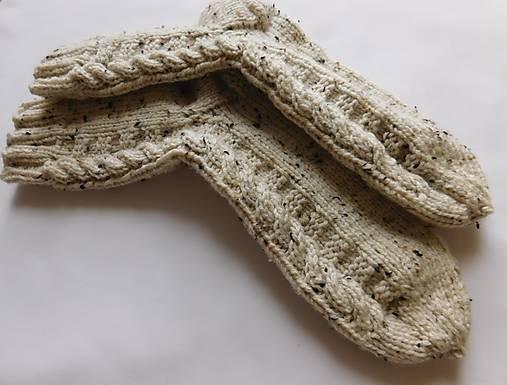f17214a91 Pánske hrubé ponožky s osmičkovým vzorom(v.45-47) / Eva64 - SAShE.sk ...