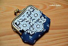 Galantéria - Vintage krajka - 7596081_