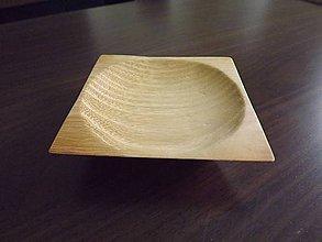 Iné doplnky - Popolník drevený malý - 7595666_