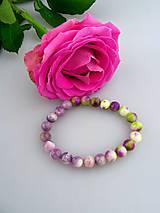 ružička náramok z jadeitu