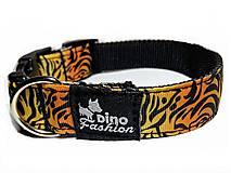 Pre zvieratká - Obojok Tiger - 7596347_