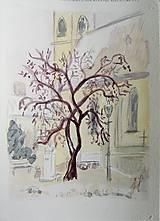 Obrazy - pri katedrále sv. Martina - 7595554_