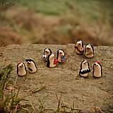 Personalizovaní ježkovia - menovky/darčeky pre hostí