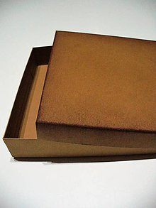 Krabičky - krabička s patinou - 7598199_