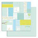 - PS110_7 Obojstranný papier č.7 z kolekcie Bábätko v modrom 3 - 7598867_