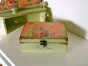 Krabičky - Čajovka - 7596599_