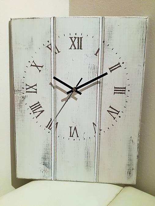 Nástenné hodiny - simply