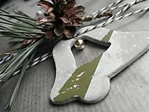 Papiernictvo - visačky One of Jingle Bells - 7600459_