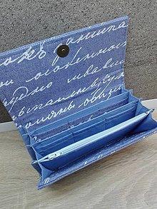 Peňaženky - Peňaženka na12 kariet - 7600656_