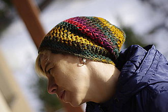 Čiapky - jesenná machuľa:) čiapka - 7600730_