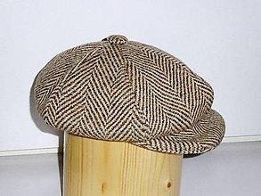 Čiapky - Dámska baretka so šiltom - 7600288_