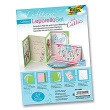 Papier - Leporelo sada - Motýle - 7601503_