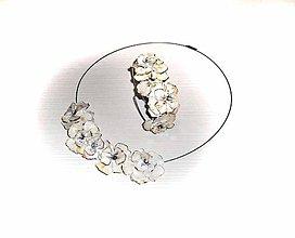 Sady šperkov - biela romanca - 7604025_