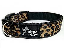 Pre zvieratká - Obojok Leopard - 7604067_
