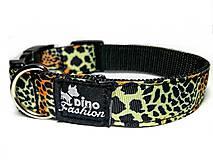 Pre zvieratká - Obojok Gepard - 7604073_