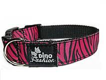 - Obojok Pink Zebra - 7604076_