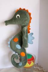 Maňuška. Zvieratko Morský koník.