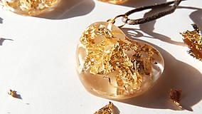 Sady šperkov - Gold - 7605129_