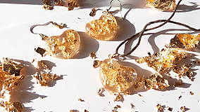 Sady šperkov - Gold - 7605130_