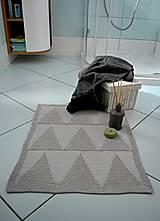 Úžitkový textil - Kúpeľňová predložka - 7606591_