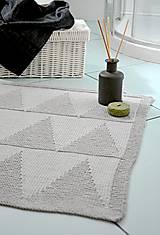 Úžitkový textil - Kúpeľňová predložka - 7606606_