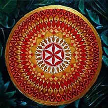 Obrazy - Slnovratový čarokruh I. - Svarog - 7606792_