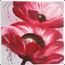 Obrazy - Olejomaľba_kvety \