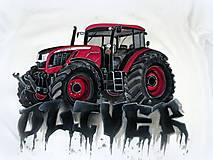 Detské oblečenie - Traktor s menom - 7609287_