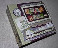Papiernictvo - Jubilejný fotoalbum k okrúhlym narodeninám - 7608293_