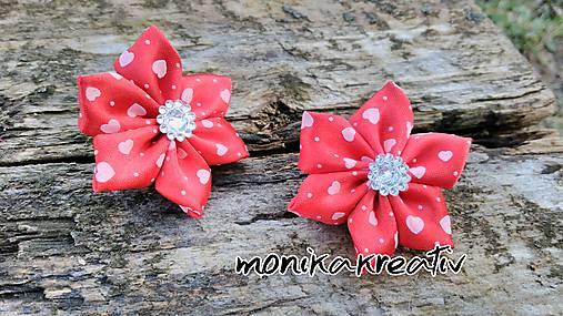 88c277ac573 Gumičky červené malé   Monikakreativ - SAShE.sk - Handmade Detské ...