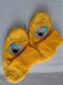 Obuv - Ponožky macík 2 - 7613588_