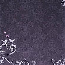 Papier - Dizajnový papier - Harmónia - 7612993_