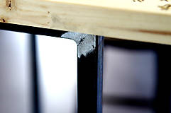 Nábytok - FOLK bar stôl - 7612740_