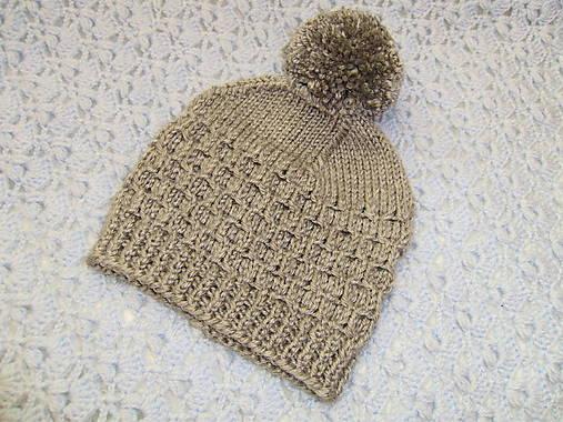 3d47f7377 Detské pletené čiapky / babenka - SAShE.sk - Handmade Detské čiapky