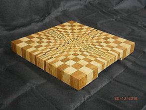 Pomôcky - Doska na krájanie 3D efekt č.3. - 7616983_