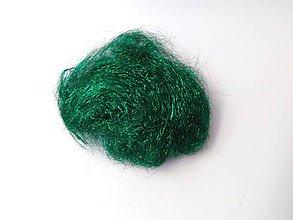 Iný materiál - Angelina - zelená - 7615635_