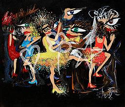 """Obrazy - Let´s dance """"S"""" - 7618011_"""