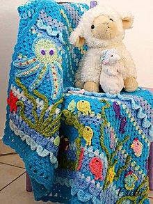 Textil - Sovička na rybách - 7617503_