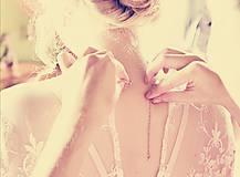 Šaty - Svadobné šaty na mieru_Terezka - 7619418_
