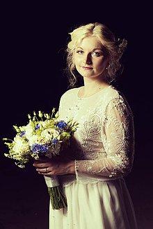 Šaty - Svadobné šaty na mieru_Terezka - 7619416_