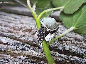 Prstene - Mám nádej........(smaragd) - 7619952_