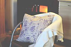 Úžitkový textil - Vankúš - 7620359_