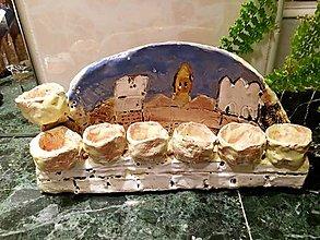 Svietidlá a sviečky - svietnik - 7621042_