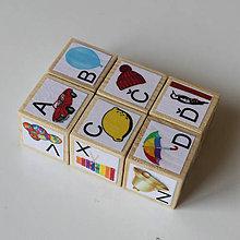 Hračky - Hláskové kocky - 7621863_