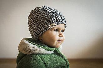 Čiapky - Čiapka Perla - 7626543_