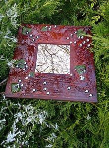 Zrkadlá - Prírodné zrkadielko... - 7625164_