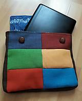 Na tablet - Listová kabelka/ obal na notebook - 7625471_