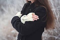 Rukavice - Bezprstové rukavičky - 7627721_