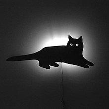 Svietidlá a sviečky - Lampa micka ležiaca - 7626163_